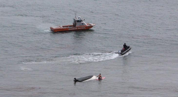 Ocean Rescue off 1000 Steps