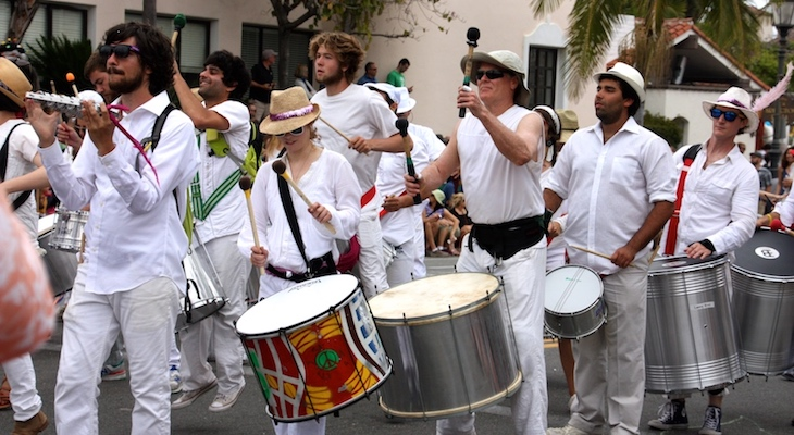 Solstice Parade Drum Contest