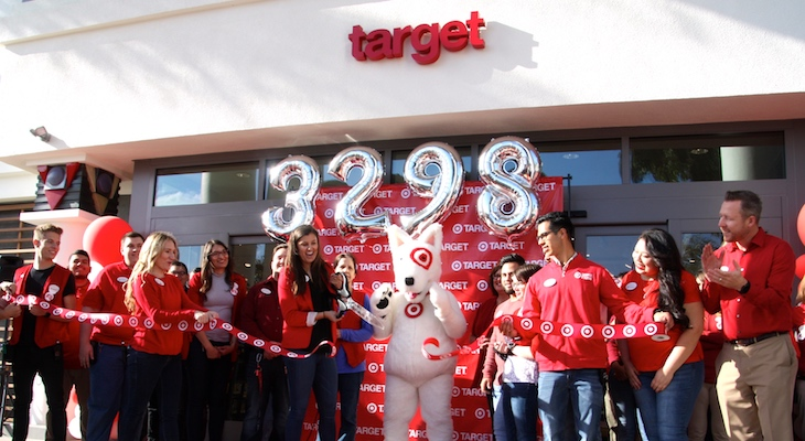 Santa Barbara's First Target to Open Sunday