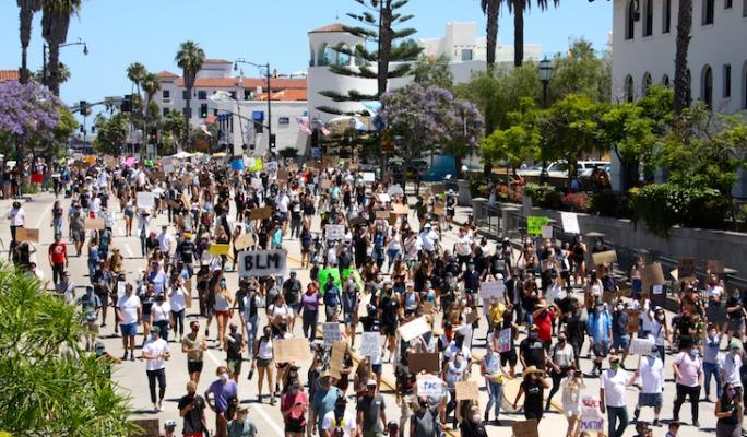 High School Students Organize Rally Against Police Brutality and Racial Injustice