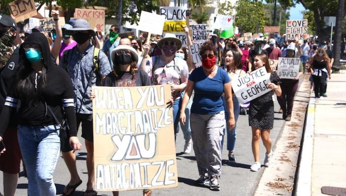 SBUSD Board Voice Support for Black Student Youth Demands