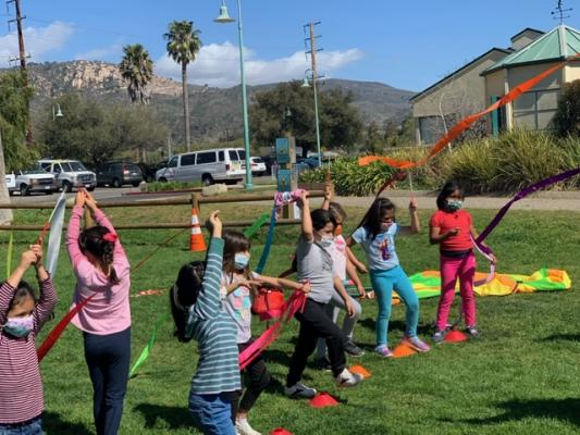Santa Barbara Dance Institute Receives Support from CA Arts Council Grant