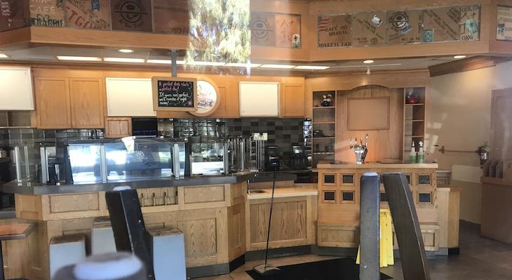 Coffee Bean at De La Vina Now Permanently Closed
