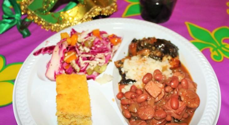 Marasco's Host Annual Mardi Gras Celebration