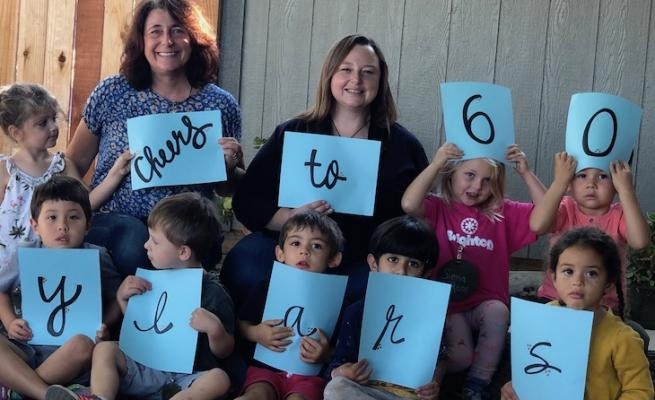 San Marcos Parent Child Workshop Celebrates 60 Years title=