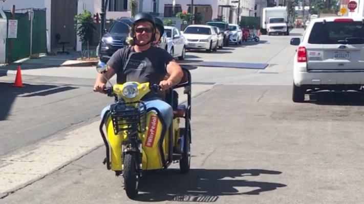 Trike Rentals now require helmets title=