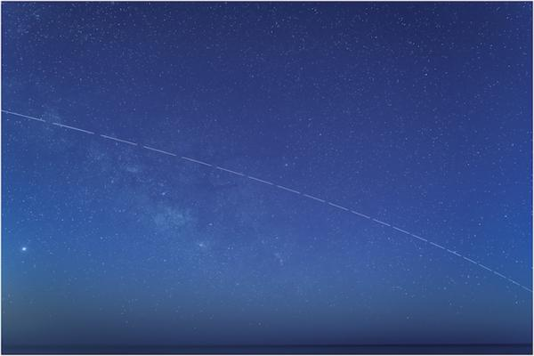 ISS and Comet Neowise