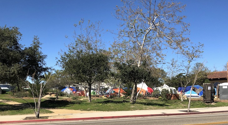 County Supervisors Move Forward with Plan to Address Homelessness