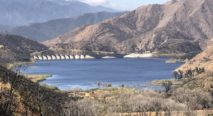 Drought Relief Indicated, Yet Water Supply Shortage Remains in Effect