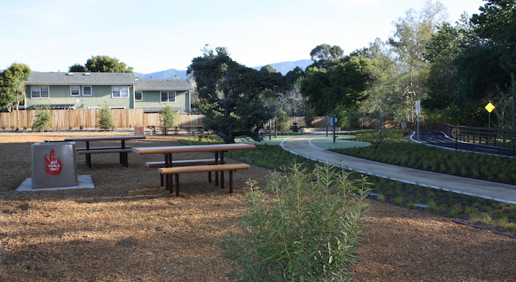 Photos of Jonny D. Wallis Neighborhood Park in Old Town Goleta