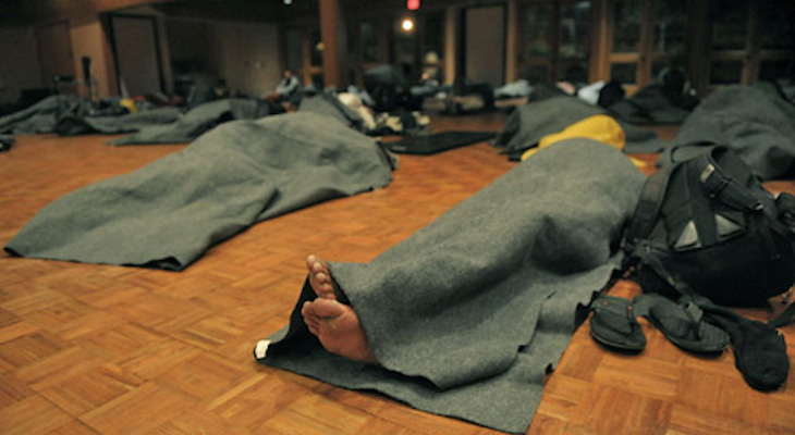 Freedom Warming Centers Gear Up for Winter