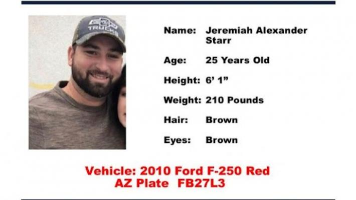 Search for Missing Paso Robles Man