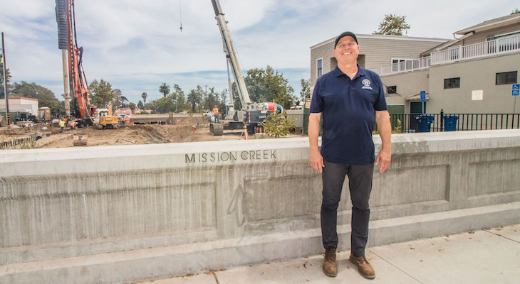 Flood Control District Manager to Receive Excellence Award