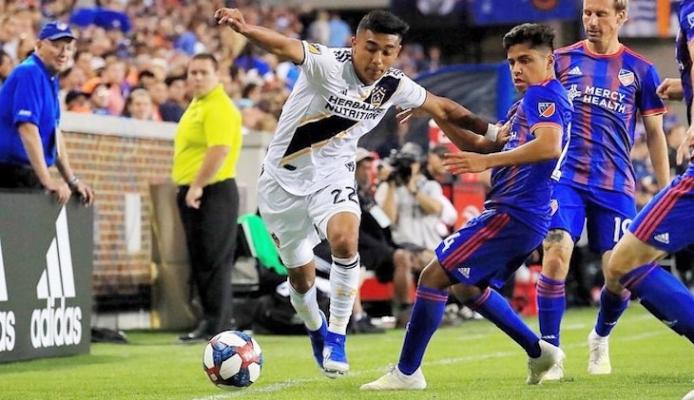 LA Galaxy Soccer Player Provides Lunch for Lompoc Urgent Care
