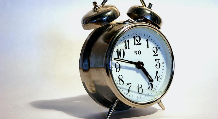 Daylight Saving Time Ends Sunday title=