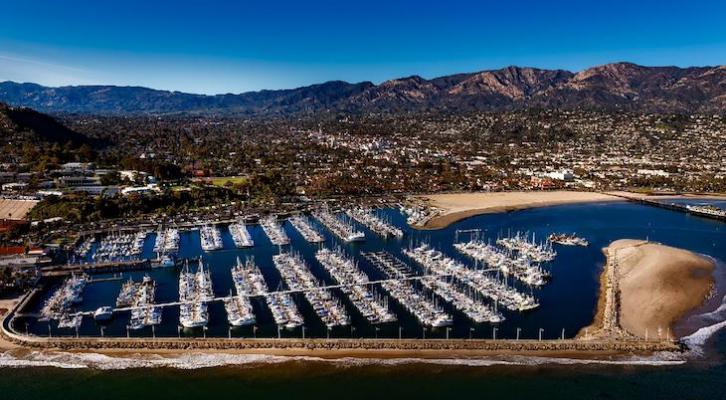Santa Barbara Ranked in Best Beach Towns to Live In