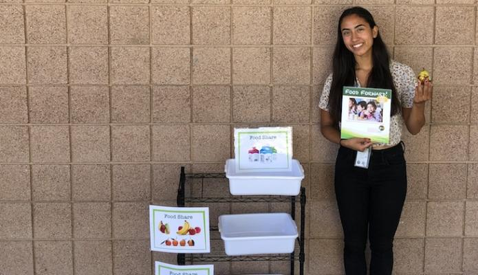Goleta Union School District and County Address Food Waste
