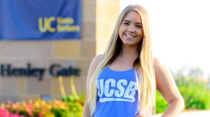 Recent UCSB Graduate Passes Unexpectedly title=