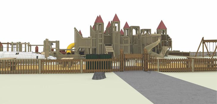 Kids World Renovation Project