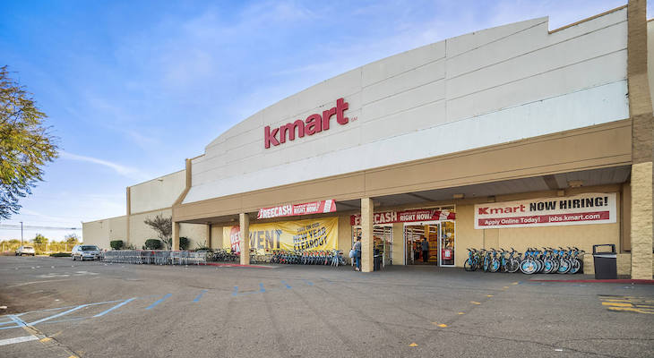 Kmart to Officially Close in October title=