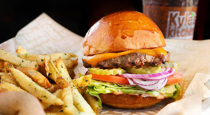 Celebrate National Burger Day by Visiting Local Restaurants