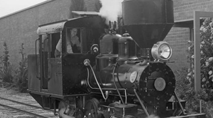La Goleta and Shoreline Railroad title=
