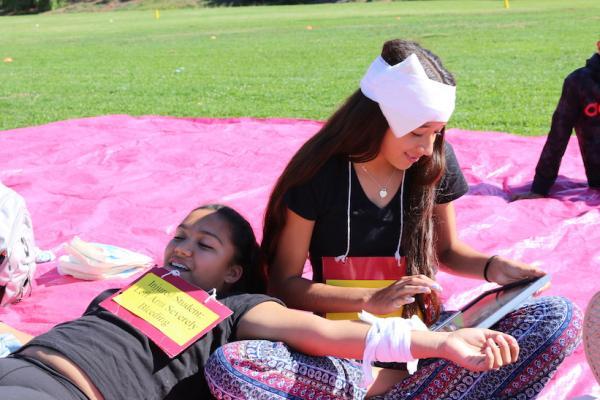 Local Schools Participate in Nationwide Earthquake Drill