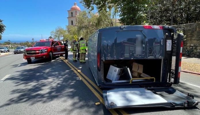 Photo Credit: Santa Barbara Police Department