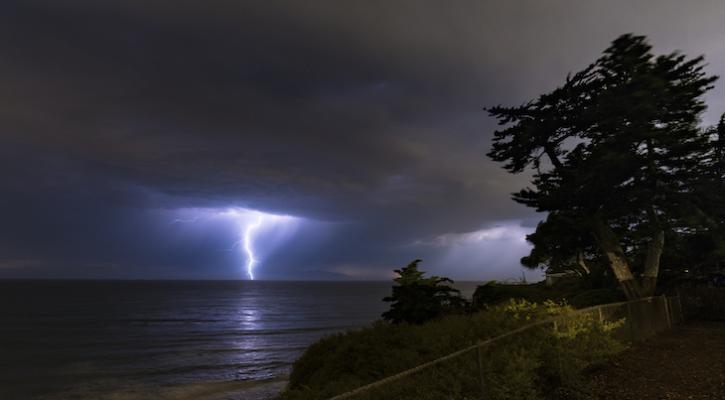 Lightning Storm Images