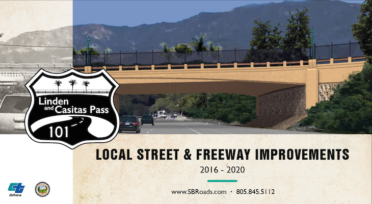 Hwy 101: Linden and Casitas Pass Project Update