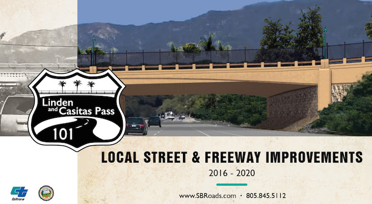 Hwy 101: Linden and Casitas Pass Project Update title=