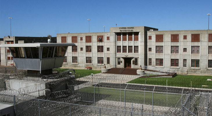 Lompoc Prison Inmate Dies from COVID-19 title=