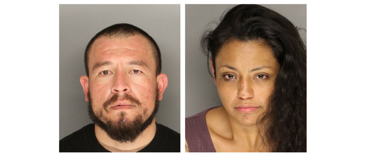 Two Lompoc Residents Arrested in Stolen Vehicle with Stolen Property title=