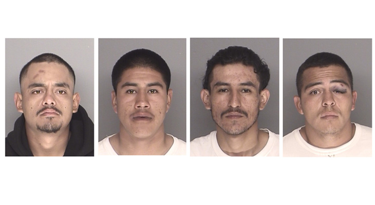 Four Suspects Arrested in Isla Vista Stabbing title=