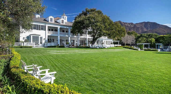 Rob Lowe Lists Montecito Estate for $47 Million