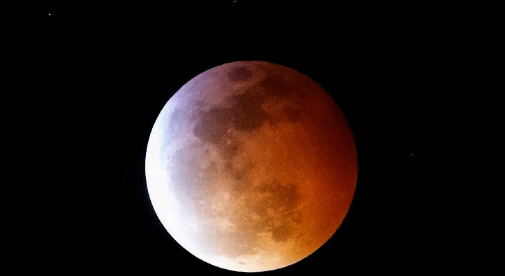 Lunar Eclipse & Super Moon