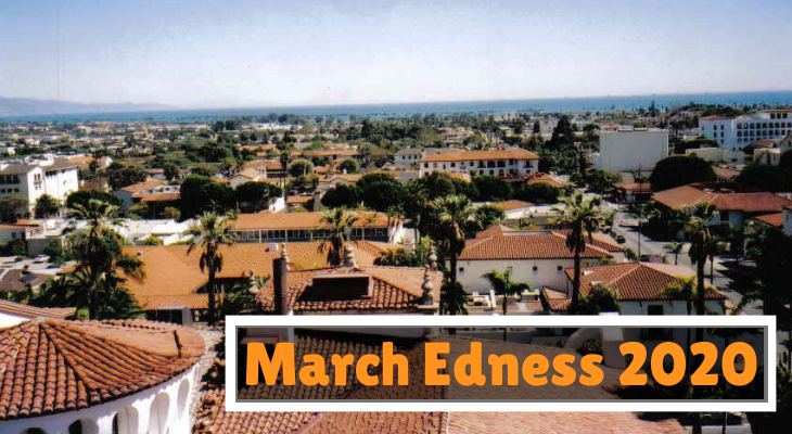 March Edness Begins March 2nd!