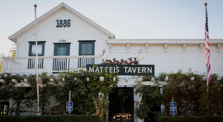 Mattei's Tavern Closes After Fire on Friday Night title=