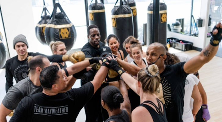Mayweather Boxing + Fitness Gym to Open in La Cumbre Plaza