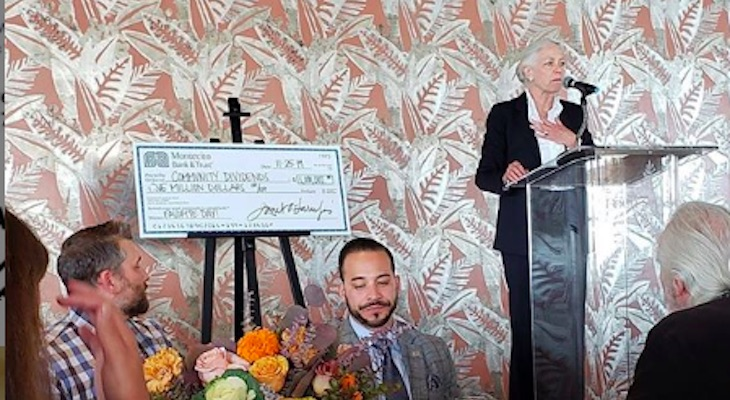 Montecito Bank and Trust Donates $1 Million title=