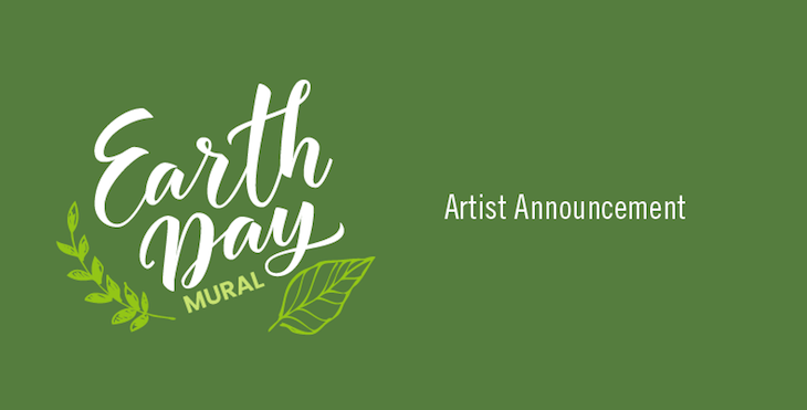 Local Artists Selected to Paint Community Mural Inspired by Climate Leadership title=