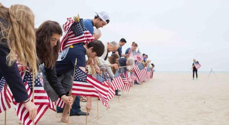 9/11 Memorials Throughout Santa Barbara title=