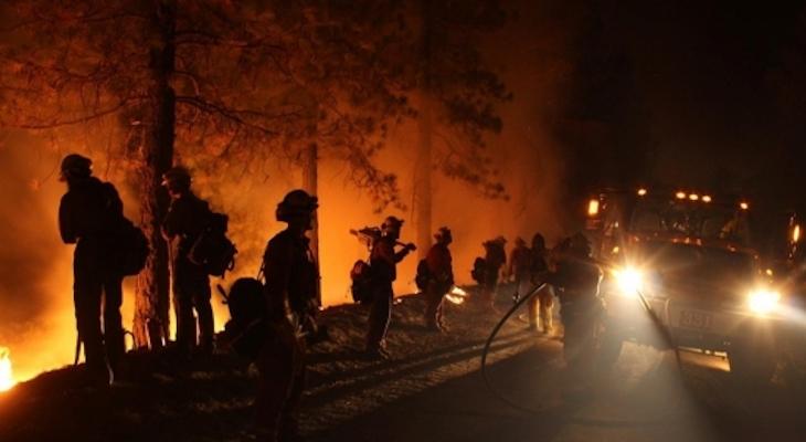 Wilder Wildfires Ahead?