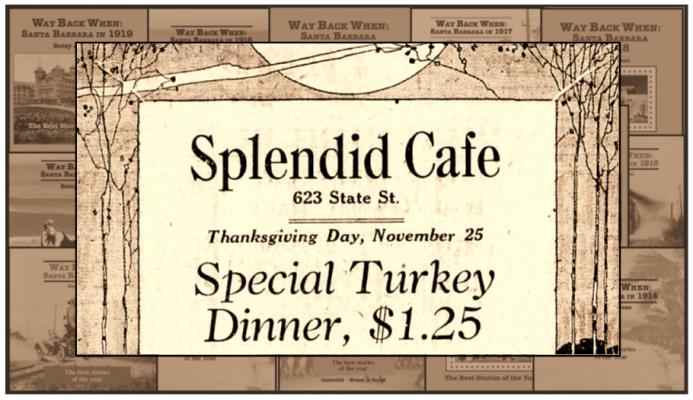 Way Back When: Thanksgiving Prices title=