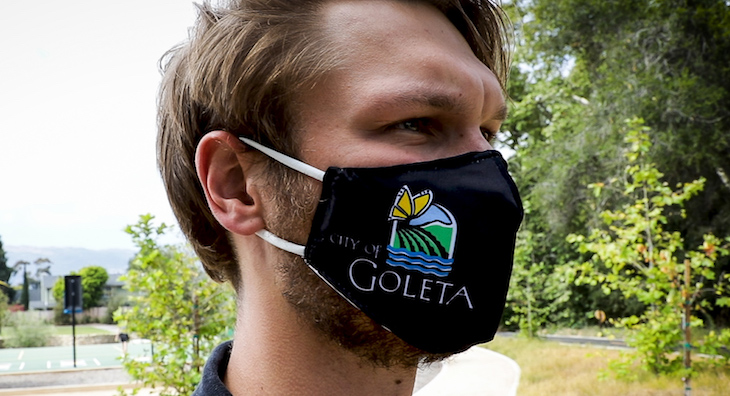 Goleta Launches Campaign to Promote Face Coverings title=