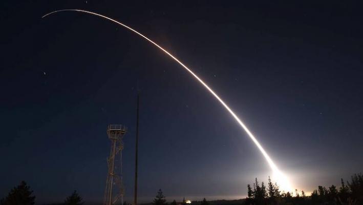 Vandenberg to Launch Minuteman III ICBM Test
