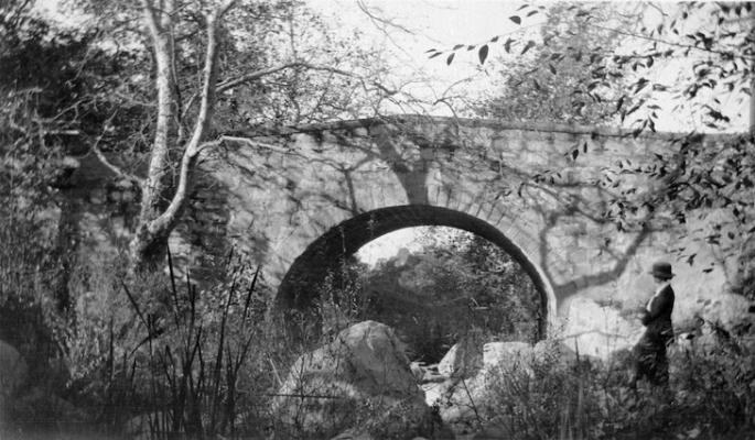 We Love Our Mission Creek Bridge title=
