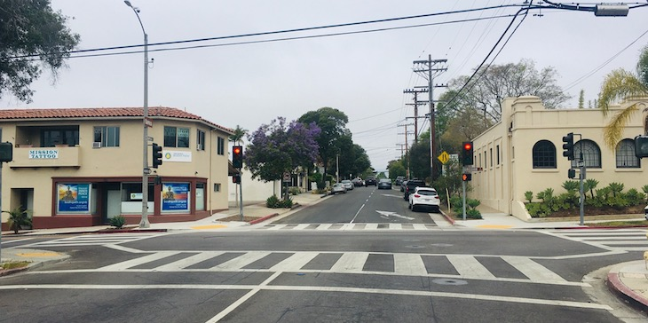 Safety Enhancements Coming to Chapala Street title=