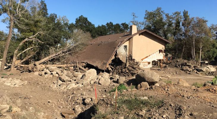 Researchers to Survey Montecito Residents to Gauge Disaster Preparedness