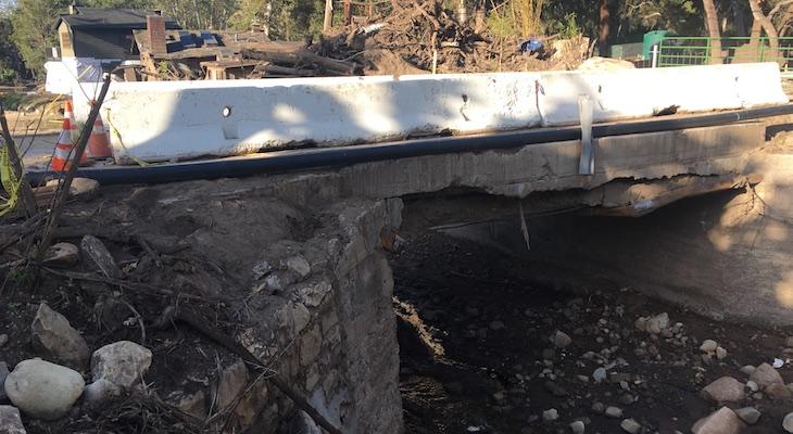 Caltrans to Demolish Bridges on SR-192 title=
